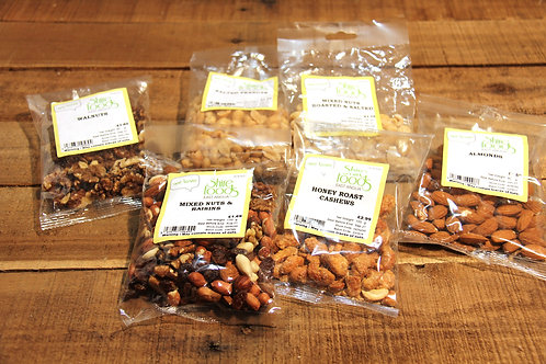 Roast Salted Mixed Nuts 100g