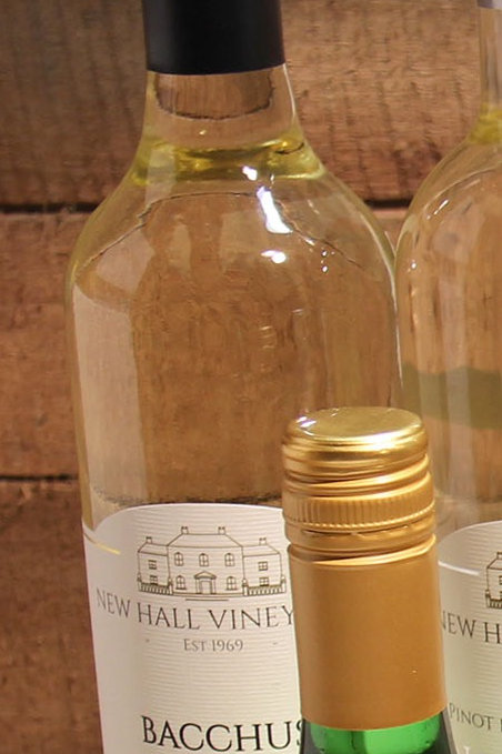 New Hall Vineyards Bacchus 750ml