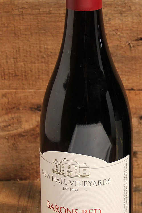 New Hall Vineyards Barons Red 750ml