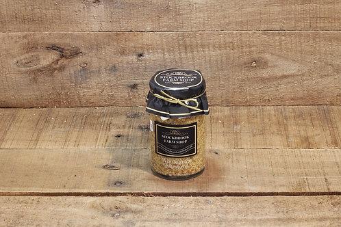 Stockbrook Farm Wholegrain Mustard 155g