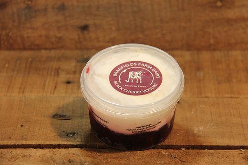 Bradfields Farm Black Cherry Yoghurt 280g