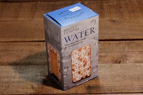 Millers elements Water Biscuits 70g