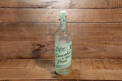 Belvoir Cucumber & Mint Presse (750ml)
