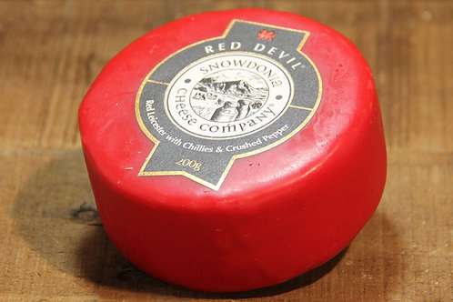 Snowdonia Cheese Co. Red Devil Cheddar 200g
