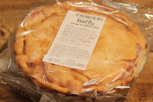 Real Pie Co. Steak & Kidney Pie (large)
