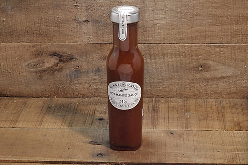 Wilkins & Sons Hot Mango Sauce  310g