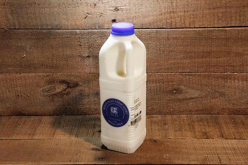 Bradfield Farm Whole milk 1L.