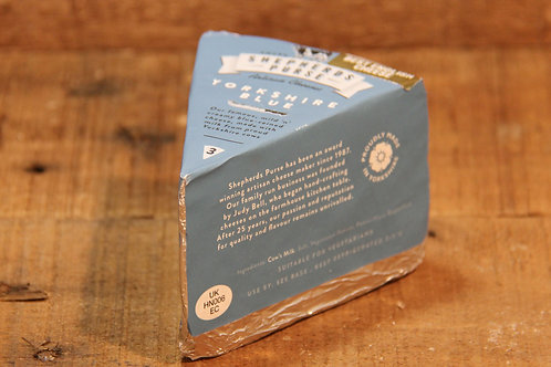 Shepherds Purse Yorkshire Blue Cheese 180g
