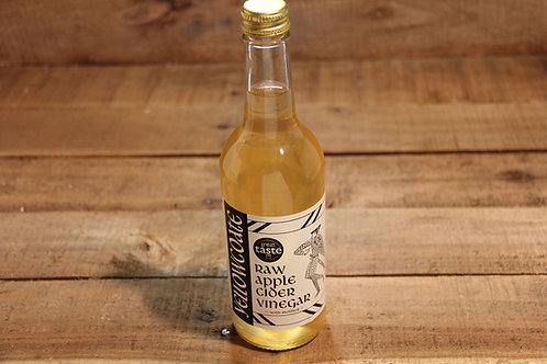 Yellowcoate Raw Apple Cider Vinegar 500ml