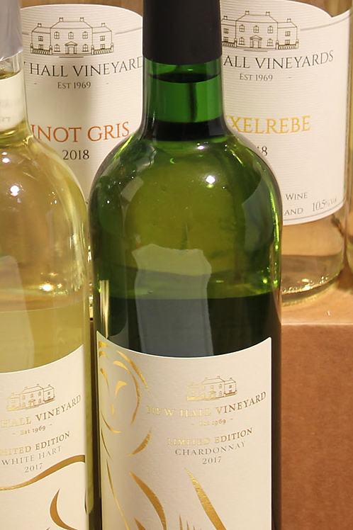 New Hall Vineyards Chardonnay 750ml