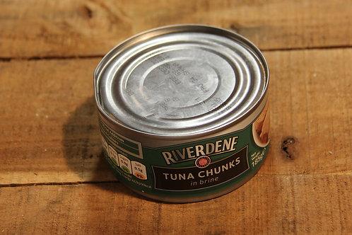 Riverdene Tuna Chunks 185g