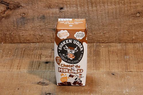 Shaken Udder Chocolate Milkshake  (200ml)