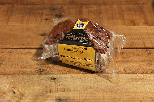 Fatherson Mini Jamaican Ginger Loaf