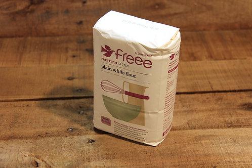 Freee Plain White Flour 1kg