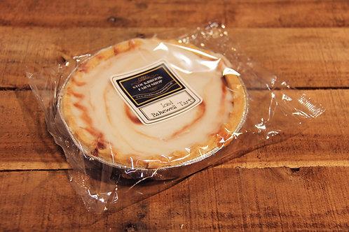 Stockbrook farm shop Iced Bakewell tart