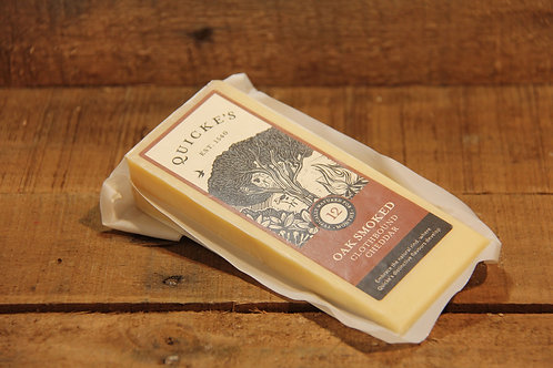 Quickes Oak Smoked Cheese 150g