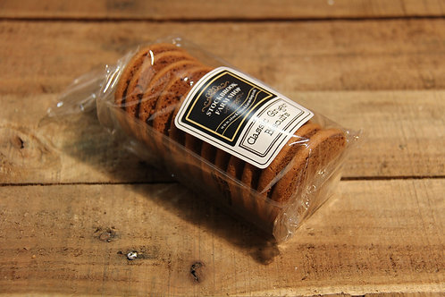 Stockbrook Farm Classic Ginger Biscuits 150g