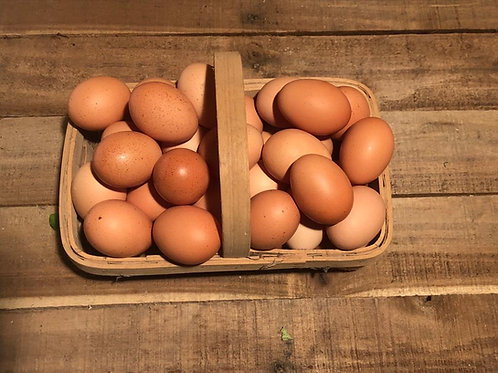 Large Eggs (per half dozen)