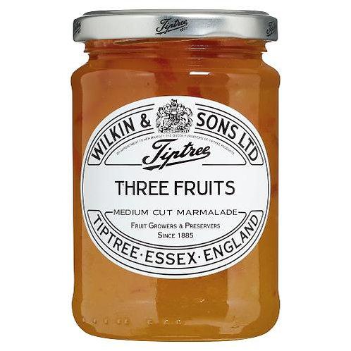 Wilkins & Sons Three Fruits Marmalade 340g
