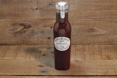 Wilkins & Sons Brown Sauce  310g