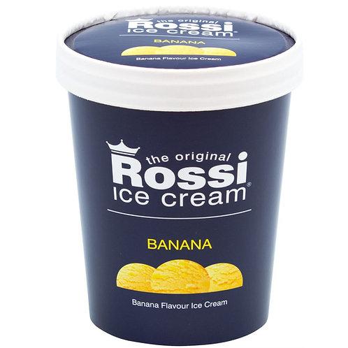 Rossi Ice Cream - Banana (500 ml)