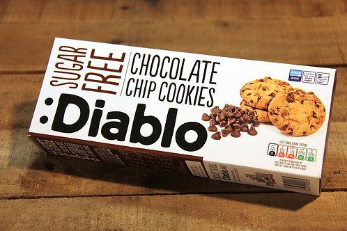 Sugar Free - Diablo Chocolate Chip Cookies 150g