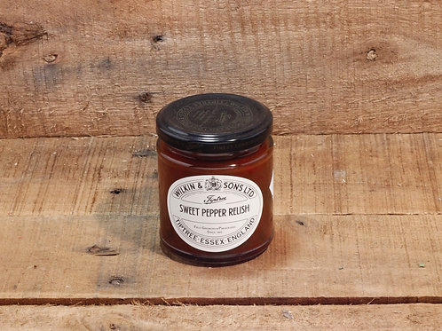 Wilkins and Sons Sweet Pepper Relish 195g