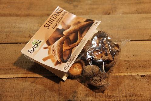 Foresta Shitake Mushrooms 25g