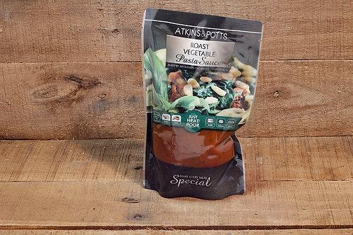 Atkins & Potts Roasted vegetable pasta sauce 350g