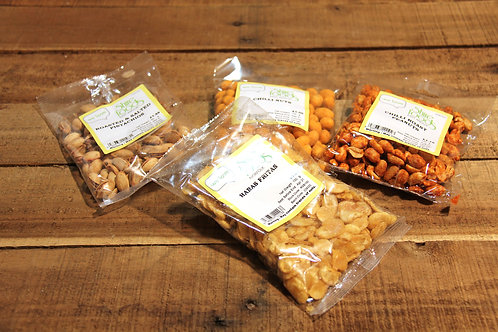 Chilli Roast Peanuts 150g