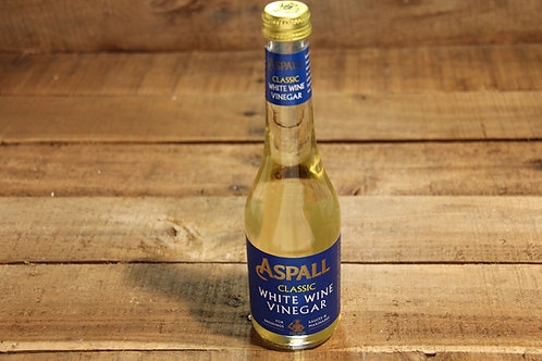 Aspalls White wine Vinegar 350ml