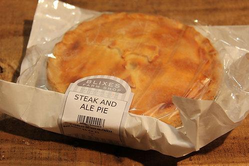 Blixes Traditional Steak & Ale Pie (large)