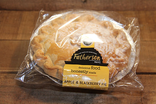Fatherson Apple & Blackberry Pie