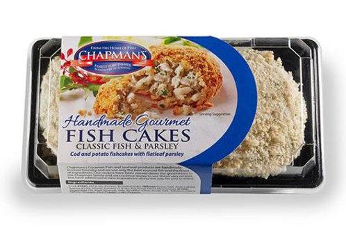 Chapman Classic Fish & Parsley fish Cakes