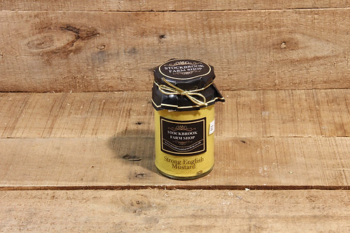 Stockbrook Farm Strong English Mustard 160g