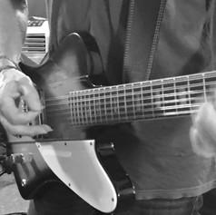 Garys custom 12 string 'the beast'