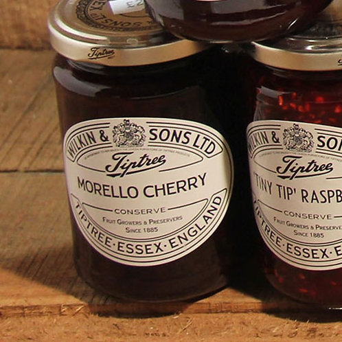 Wilkins & Sons Morello Cherry Jam 340g