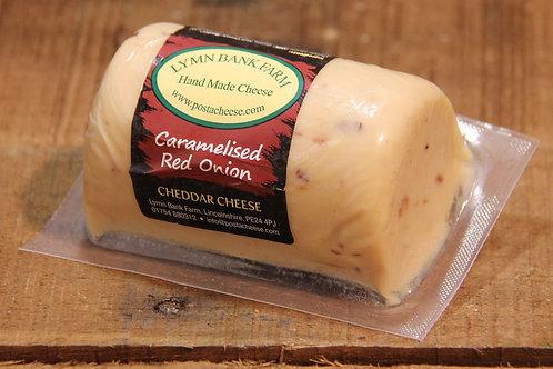 Lymn Bank Farm Caramelised Red Onion Cheese 145g