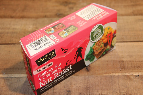 Cashew Nut & Cranberry Nutroast 200g