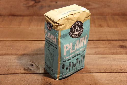 Matthews Premium Plain Flour 1.5kg