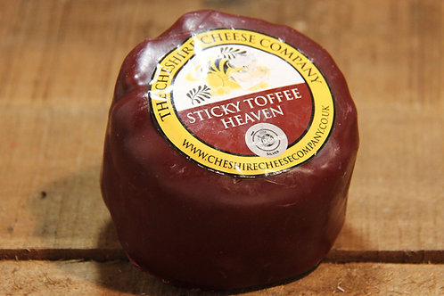 Cheshire CheeseCo, Sticky Toffee Heaven 200g