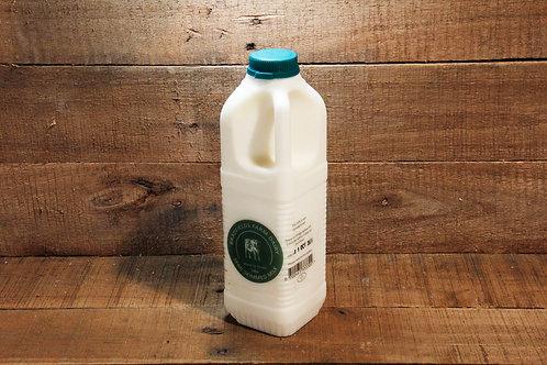 Bradfield Farm Semi-skimmed milk 1L.