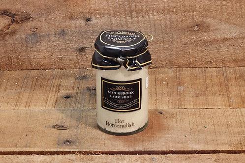 Stockbrook Farm Shop Hot Horseradish 170g