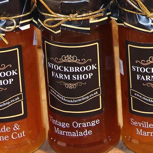 Stockbrook Farm Shop Vintage orange Marmalade 340g