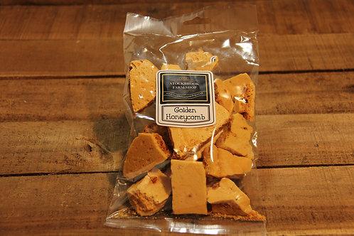 Stockbrook farm Golden Honeycomb 150g