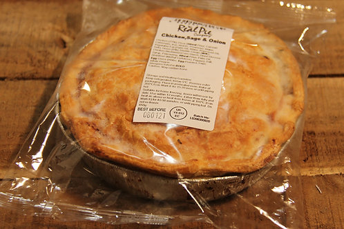 Real Pie Co. Chicken Sage & Onion Pie (large)