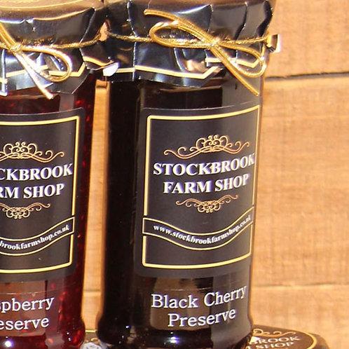 Stockbrook Farm Shop Black Cherry 340g