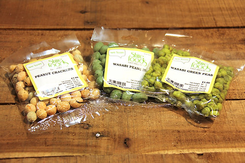 Wasabi Green Peas 90g