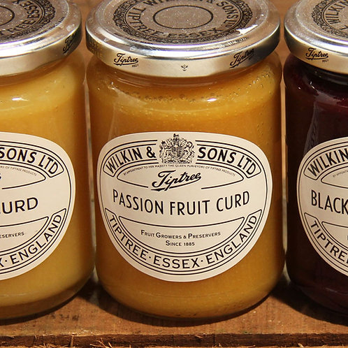 Wilkins & Sons Passion Fruit Curd  312g