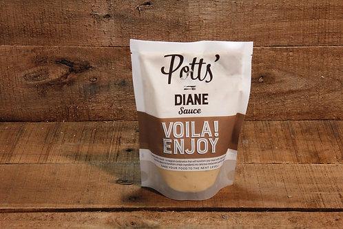 Potts Diane Sauce 250g